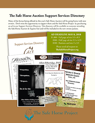 SAFE Horse Auction in Jackson